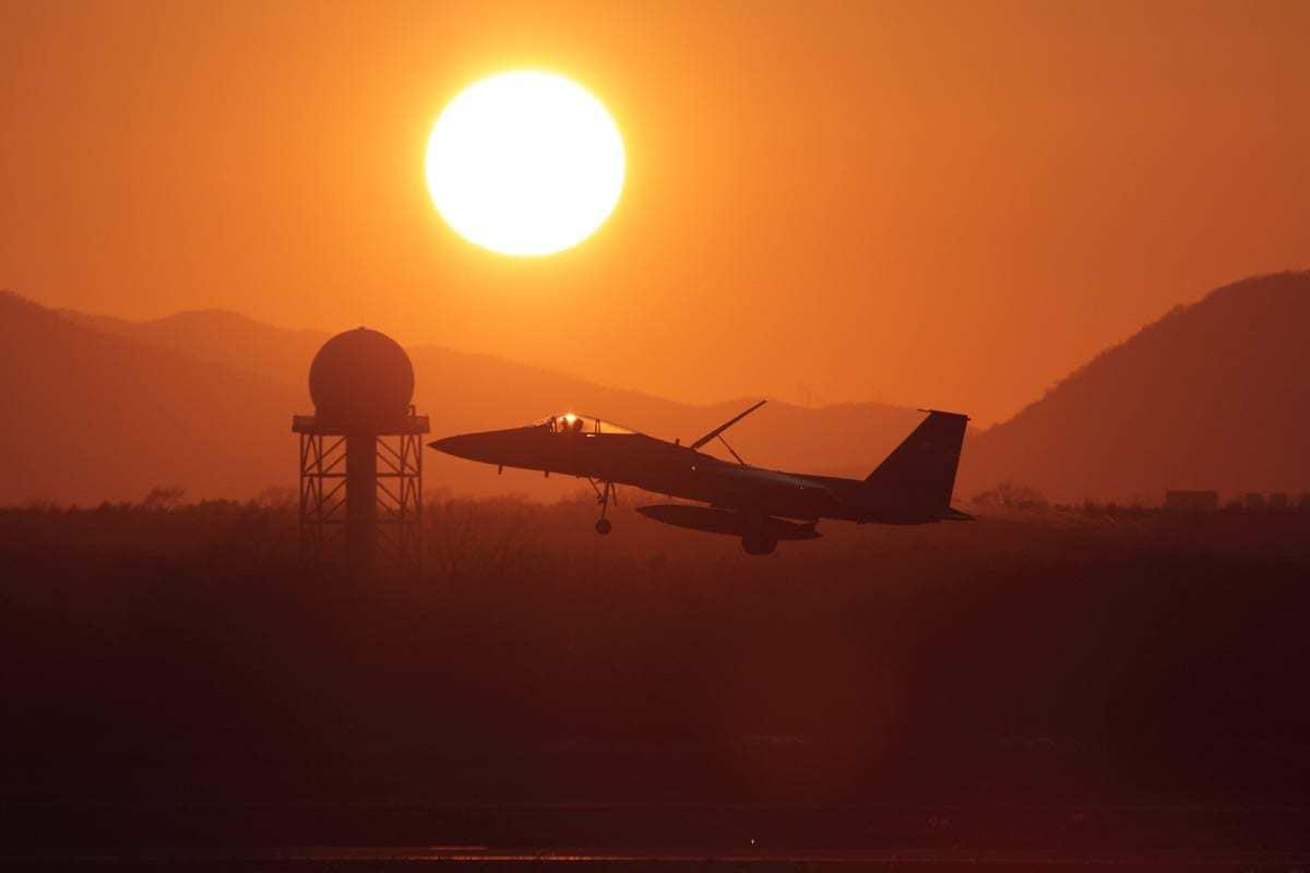 Japanese F-15J Fighter