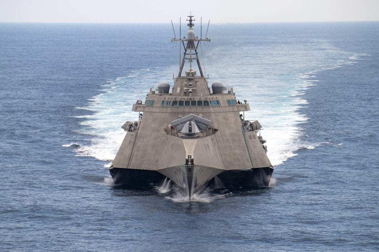 USS Gabrielle Giffords