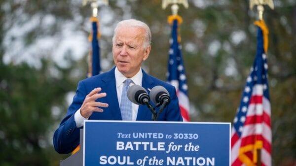 Joe Biden Oct 2020